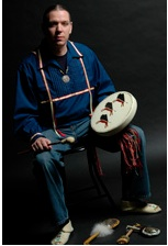 Conductor and Composer Jerod Tate-photo Chickasaw Nation