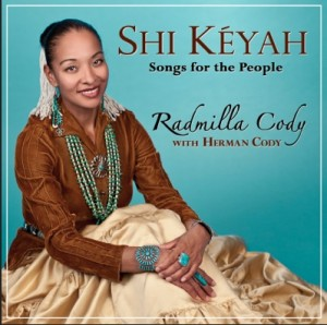 NAVAJO LESSON PLAN. Navajo singer and Grammy nominee Radmilla Cody. Photo- Canyon Records.