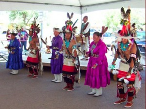 ZUNI LESSON PLAN. Zuni members during powwow. Photo- Zuni website.