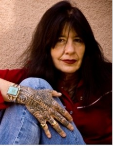 Joy Harjo. Photo Lareviewofbooks.
