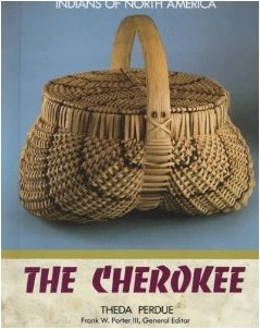 The Cherokee (Indians of North America) By Thea Perdue:Frank W. Porter.