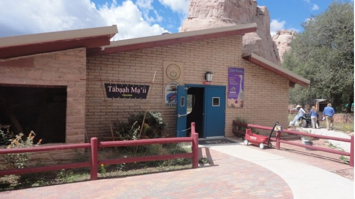 The Navajo Nation Zoo and Botanical Park offers a number of services to the Navajo People and visitors from all over the world