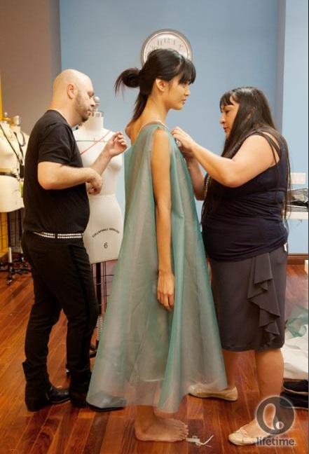 Project Runway, Patricia on season 11.