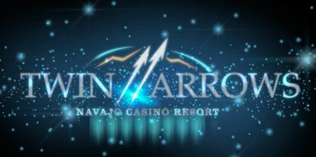 Twin Arrows Casino Website.