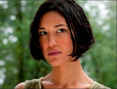 Julia Jones (Agnes) also starred in the Twilight Sagas.