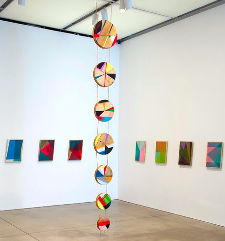 Drum Column (2012), on display at the Institute of Contemporary Art, Boston.Credit- John Kennard:Marc Straus, New York, and Samson, Boston.