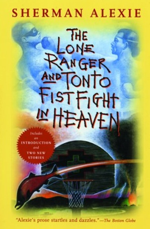 The Lone Ranger and Tonto Fistfight in Heaven. Amazon.