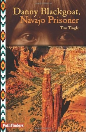 Danny Blackgoat, Navajo Prisoner by Tim Tingle.