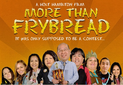 Poster for More Than Frybread. Photo- GilaRiver.