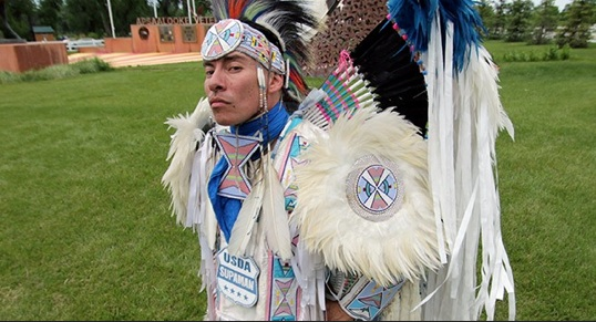 Supaman.Photo Syllabusmagazine.