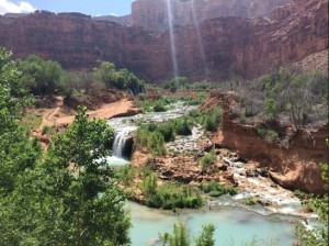 The Havasupai people have been living in the Grand Canyon for at least 800 years. Photo-omgfacts.com
