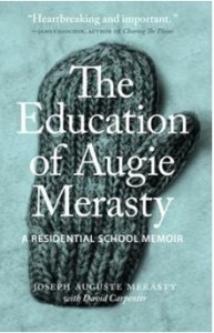 Book by Joseph Augie Merasty-