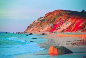 Photo- Aquinnah Cliffs