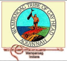 The Aquinnah Wampanoag tribal seal.
