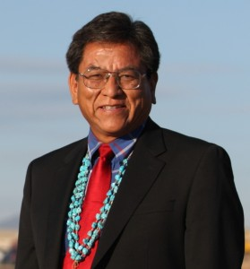 Navajo President Russell Begaye advocated for keeping the fluency. requirement intact.