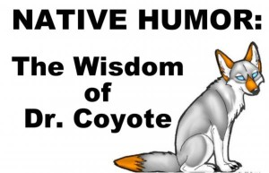 Dr. Coyote. Photo-ICTMN