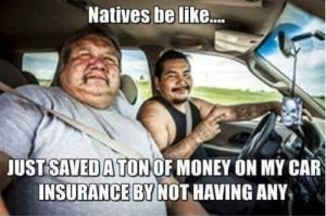 Hashtag- NativesBeLike