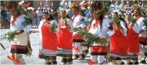 Native American Dances of Pojoaque Pueblo are beautiful and spiritual to watch. They are ceremonial in nature, expressing ancient traditions and connections to the earth. Santa Fe Pueblo