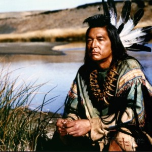Native actor Graham Greene Dances with Wolves 1990