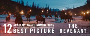 The Revenant is the only 2016 film that stars Native actors.