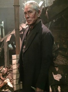 Wes Studi as Kaetenay in Penny Dreadful. Photo- nightling13.