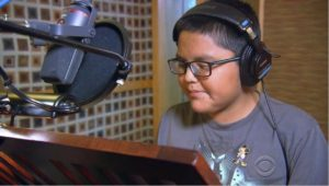 Quinton Kien is helping Disney-Pixar create a Navajo language version
