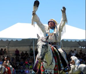 A Photographic Tour of the Horse Parade at the Julyamsh Pow Wow. ICTMN