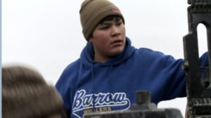 Samuel, 14, is an avid hunter and has been since he shot his first caribou at the age of six. Website