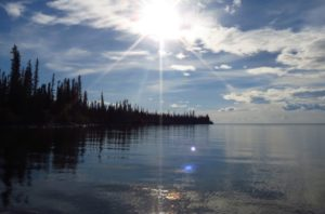 Lac La Martre by trailer605