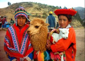 Inca children grow up eating Chuño. Photo- superteachertools