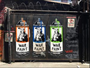 war-paint-by-steven-judd