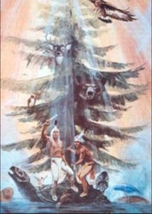 winter solstice and iroquois Among the iroquois indians of today, there are two different ceremonies in  on  the appearance of the pleiades and the first new moon after the winter solstice.